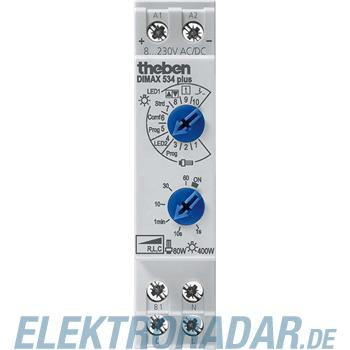 Theben Reiheneinbau-Dimmer DIMAX 534 plus