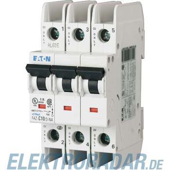 Eaton Leitungsschutzschalter FAZ-C40/3-NA