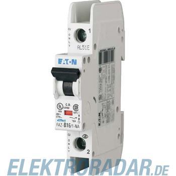 Eaton Leitungsschutzschalter FAZ-C1/1-NA