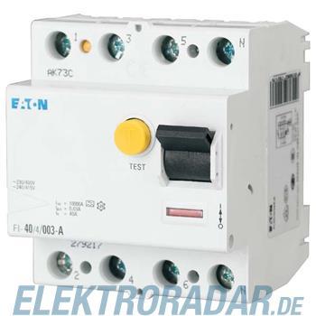Eaton FI-Schalter FI-40/4/03-U