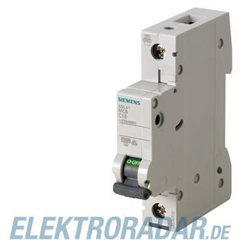 Siemens Leitungsschutzschalter 5SL4101-8