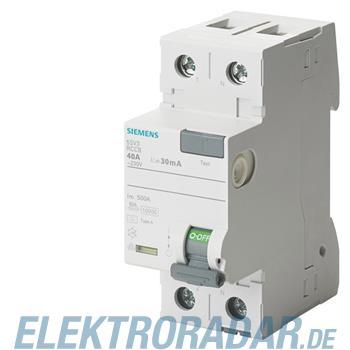 Siemens FI-Schutzschalter 5SV3412-6