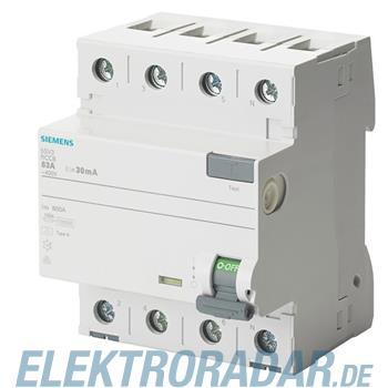 Siemens FI-Schutzschalter 5SV3644-6