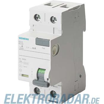 Siemens FI-Schutzschalter 5SV3314-6KL