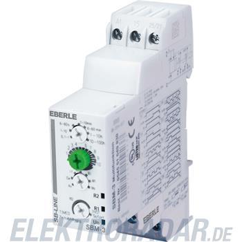 Eberle Controls Zeitrelais SBM-3/22,5mm
