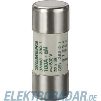 Siemens Zylindersicherung aM (NFC) 3NW8207-1