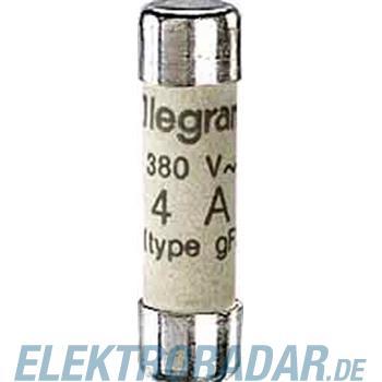 Legrand BTicino Sicherung 8,5x31,5 mm 4A 12304
