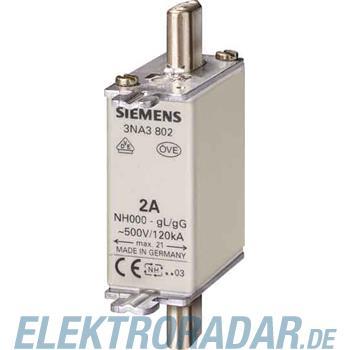 Siemens NH-Sicherungseinsatz 3NA3836-8
