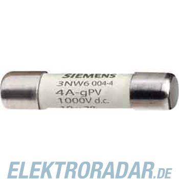 Siemens Zylindersicherung gPV 3NW6004-4
