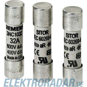 Siemens Zylindersicherungseinsatz 3NC2200