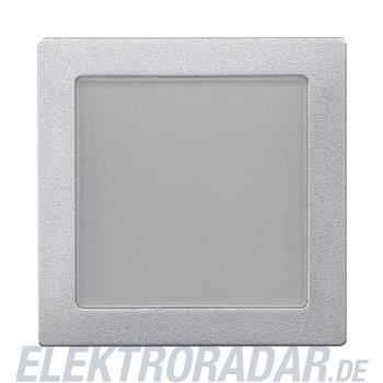 Merten Zentralplatte alu 587060