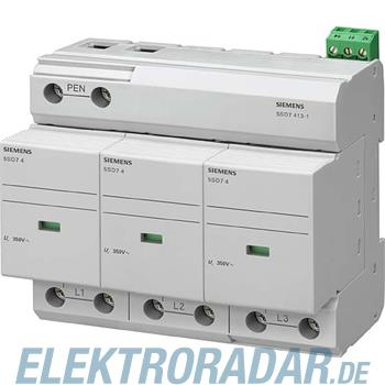 Siemens Blitzstromableiter Typ 1 5SD7413-1