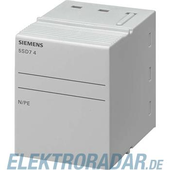 Siemens Steckteil Typ 1 N-PE 5SD7418-0