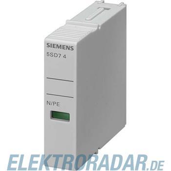 Siemens Steckteil Typ 2 N-PE 5SD7428-0