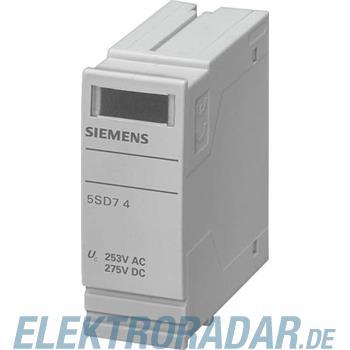 Siemens Steckteil Typ 3 5SD7437-3