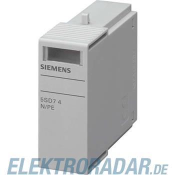 Siemens Steckteil Typ 2 N-PE 5SD7488-0