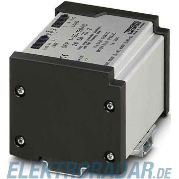 Phoenix Contact Typ 3-Ableiter + Entstörfi SFP 1-20/120AC