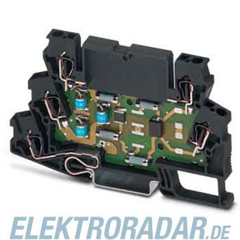 Phoenix Contact Zugfederklemme mit Schutzs TT-ST-2-PE-24DC