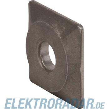 Dehn+Söhne Druckplatte Al 50x50x8mm DP 50 50 B17 AL
