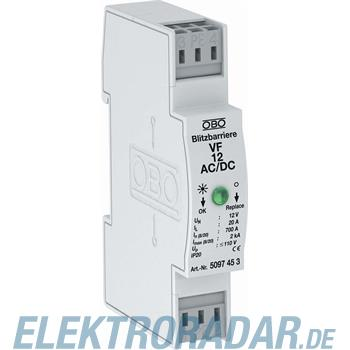 OBO Bettermann Blitzbarriere VF12-AC DC