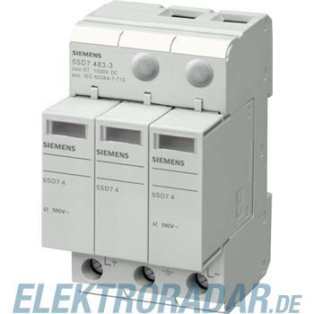 Siemens Überspannungsableiter Typ2 5SD7483-3