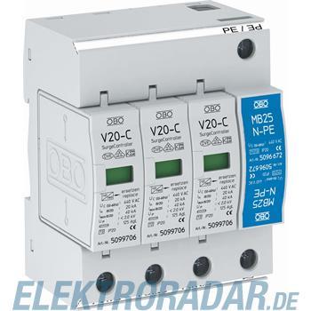 OBO Bettermann Überspannungsableiter V20-C 3+NPE400