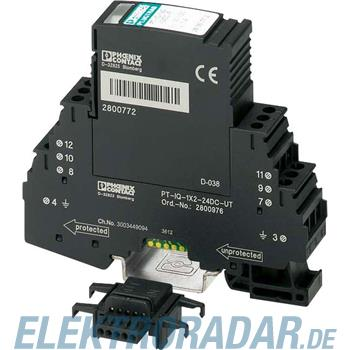 Phoenix Contact Überspannungsschutz-Gerät PT-IQ-2X1-24DC-UT