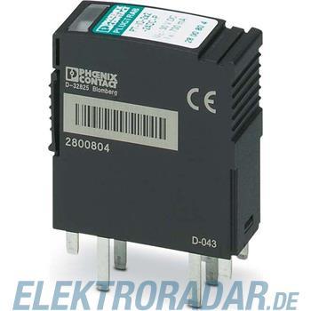 Phoenix Contact Überspannungsschutzstecker PT-IQ-4X1-24DC-P