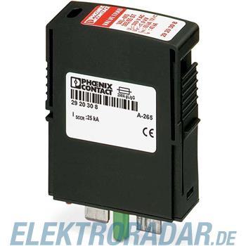 Phoenix Contact Überspannungsschutzstecker VAL-MS 385/65 ST