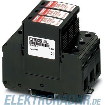 Phoenix Contact Überspannungsschutz-Gerät VAL-MS 385/65/3+0
