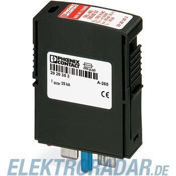 Phoenix Contact Überspannungsschutzstecker VAL-MS 385/80 ST
