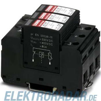 Phoenix Contact Überspannungsschutz-Gerät VAL-MS 600DC-PV/2+V