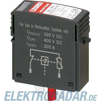 Phoenix Contact Überspannungsschutzstecker VAL-MS 600DC-PV-ST