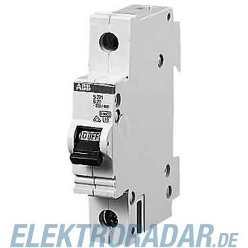 ABB Stotz S&J Sicherungsautomat S 201-C 10
