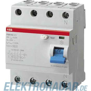 ABB Stotz S&J FI-Schutzschalter F 204AP-R-25/0,03