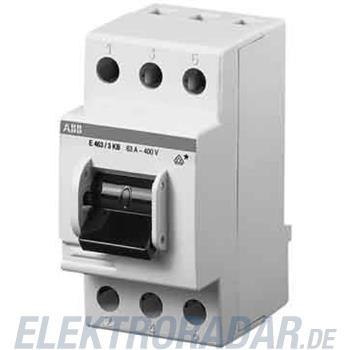 ABB Stotz S&J Ausschalter E 463/3-KB