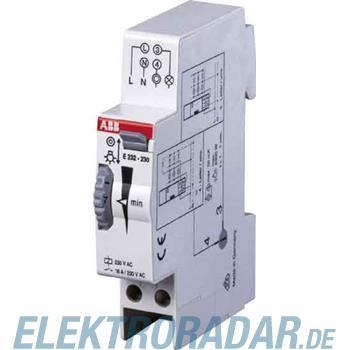 ABB Stotz S&J Treppenlichtzeitschalter E 232E-230N