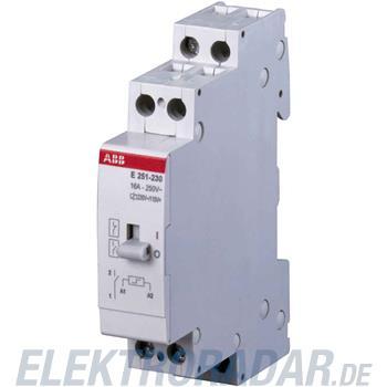 ABB Stotz S&J Stromstossschalter E 252-230VAC/115VDC