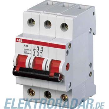 ABB Stotz S&J Hauptschalter E203/100G