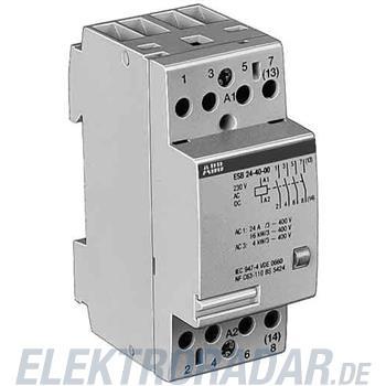 ABB Stotz S&J Installationsschütz ESB 24-31 230VAC/DC