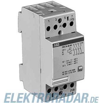 ABB Stotz S&J Installationsschütz ESB 24-04 230VAC/DC