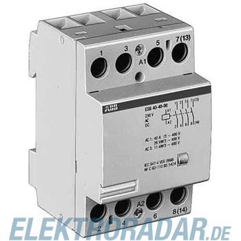 ABB Stotz S&J Installationsschütz ESB40-40-110AC/DC