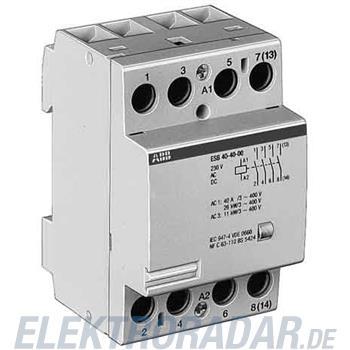 ABB Stotz S&J Installationsschütz ESB63-40-110AC/DC