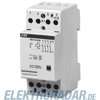 ABB Stotz S&J Installationsschütz ESB 24-40 24VAC/DC