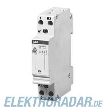ABB Stotz S&J Installationsschütz ESB 20-20 230V50Hz