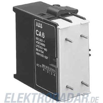 ABB Stotz S&J Hilfsschalterblock CA 6-11 K