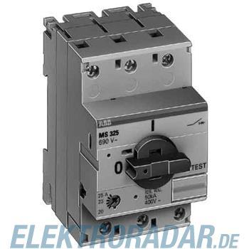 ABB Stotz S&J Motorschutzschalter MS325-1A