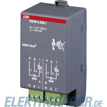 ABB Stotz S&J Elek.Schaltaktormodul ES/M 2.24.1