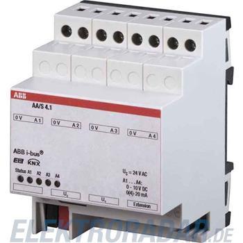 ABB Stotz S&J Analogaktor 4fach AA/S 4.1