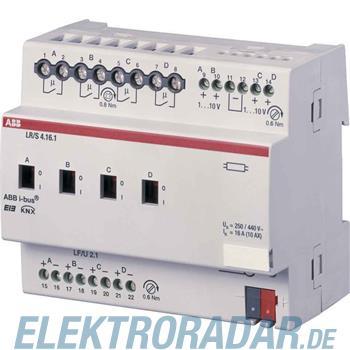 ABB Stotz S&J Lichtregler/Schaltdimmakt. LR/S 4.16.1